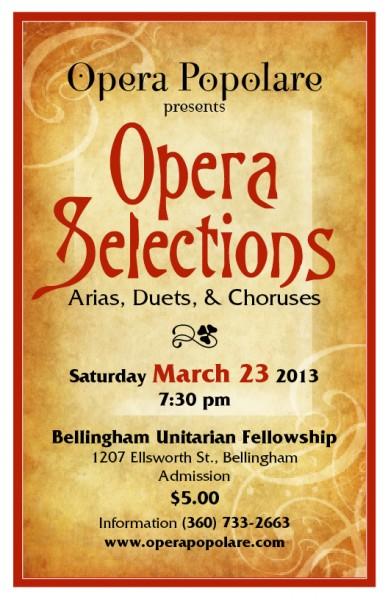 Opera Selections